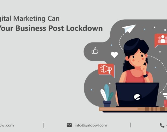 How Digital Marketing Can Boost Your Business Post Lockdown